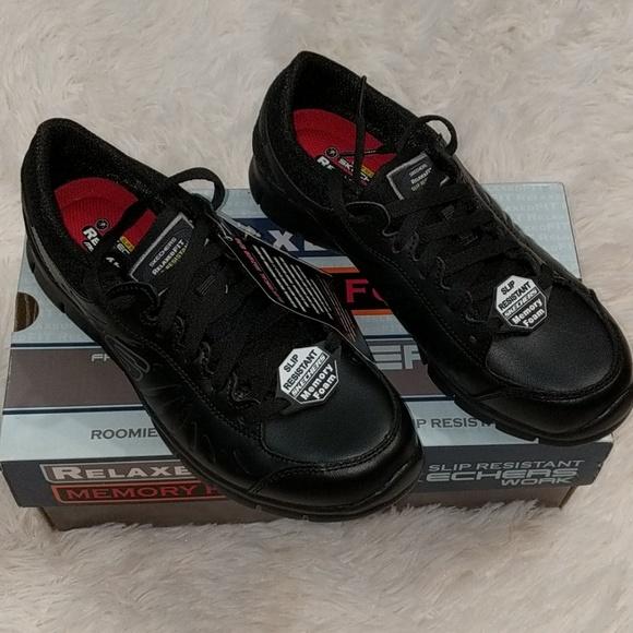 BRAND NEW Skechers Slip Resistant Sneakers NWT